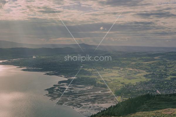 Sunset Shores Fine Art Digital Download